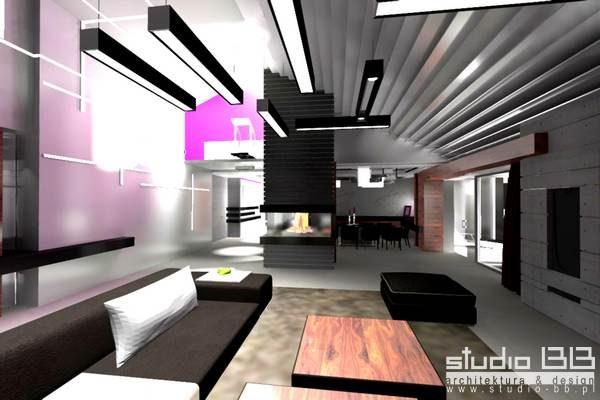 contemporary extraordinary interior design